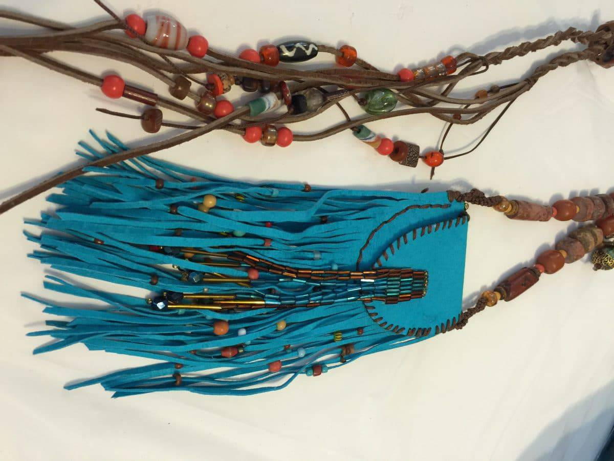 Friends, Art and Scheduled Time Create Pride and Joy - Mary Ellen Beads