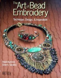 Book: The Art of Bead Embroidery by Heidi Kummli and Sherry Serafini