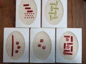©2015, Mary Ellen Merrigan, Original Greeting Cards, Lines and Dots
