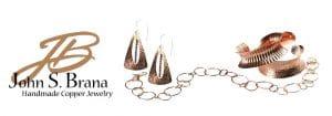 Mary Ellen Merrigan of Mary Ellen Beads shows how Mother nature inspires creativity in copper.